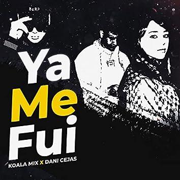 Ya Me Fui (Remix)