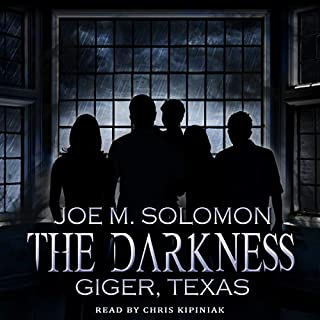 The Darkness: Giger, Texas audiobook cover art
