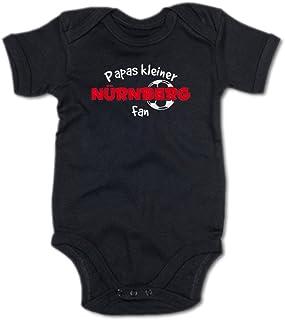 G-graphics Baby Body Papas Kleiner Nürnberg Fan 250.0252