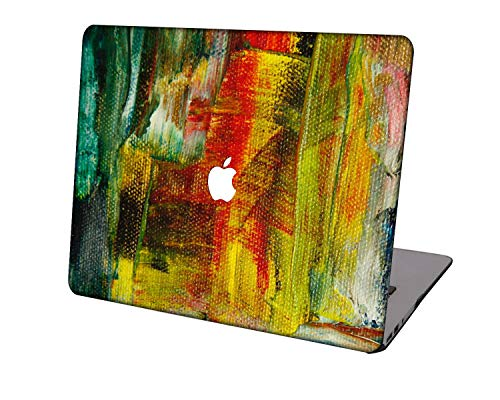 Laptop Case for Newest MacBook Pro 15 inch Model A1707/A1990,Neo-wows Plastic Ultra Slim Light Hard Shell Cover Compatible Macbook Pro 15 inch,Painting 0827