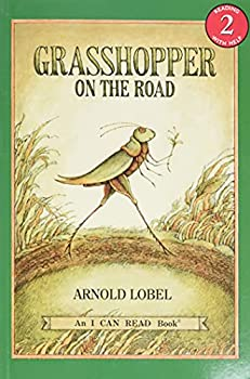 Grasshopper on the Road  I Can Read Level 2