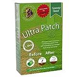 Grass Lawn Seed, Ultra Patch 1,4kg Hard Wearing, Fast Growing,Pet Urine Neutraliser, Defra