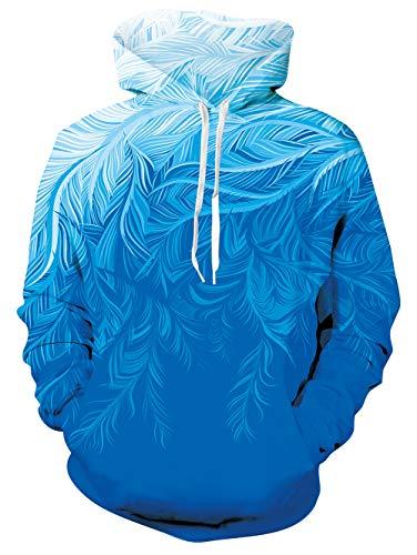 Spreadhoodie Herren usa hoodies für funky amerika-flagge hd printed pullover kapuzen-sweatshirt ightweight für urlaub l verwendet flag1