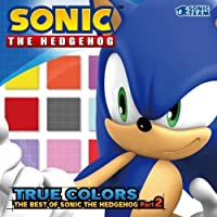 TRUE COLORS: THE BEST OF SONIC THE HEDGEHOG VOL.2 by SONIC THE HEDGEHOG(GAME MUSIC) (2009-12-16)