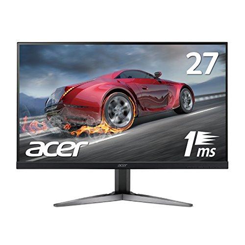 【Amazon.co.jp 限定】【Amazon.co.jp限定】Acer ゲーミングモニター ディスプレイ KG271Ubmiippx 27インチ...