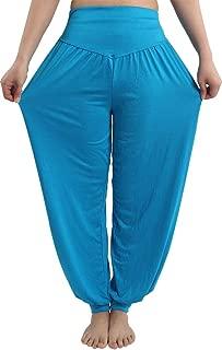 Best blue flowy pants Reviews