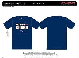 Dale Earnhardt JR #88 National Guard Navy Blue T-Shirt