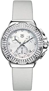 Women's CAC1310.FC6219 Formula 1 Diamond Accented Chronograph Watch