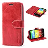 Mulbess LG G2 Case Wallet, Leather Flip Phone Case for LG