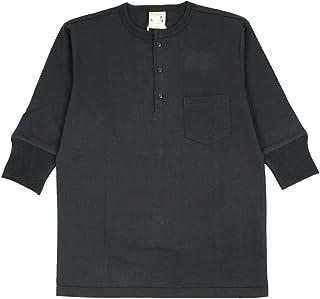 グラッドハンド 17 Tシャツ メンズ ヘンリーネック ポケット ハーフスリーブ 五分袖 パックT 無地 GLADHAND HENRY POCKET H/S T-SHIRTS