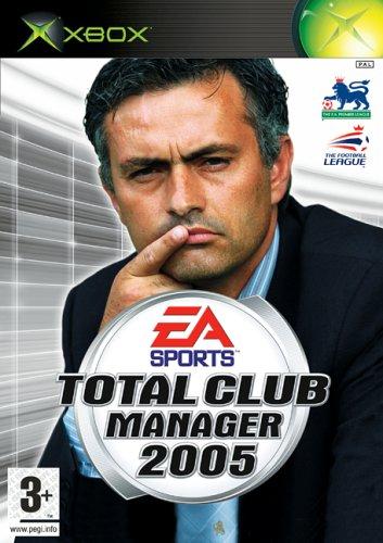 Total Club Manager 2005 (Xbox) [Importación inglesa]