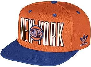 adidas New York Knicks NBA Originals Court Series Snapback Hat