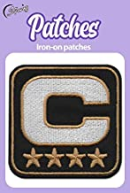 Best iron on captain patch Reviews