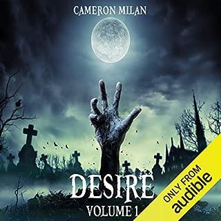 Desire: A LitRPG Adventure (Volume 1) audiobook cover art