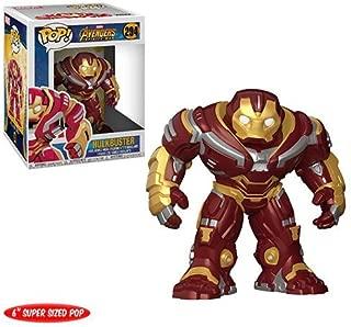"Avengers 3: Infinity War - Hulkbuster 6"" Pop! Vinyl Figure"