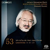 V 53: Cantatas by J.S. BACH (2013-03-26)