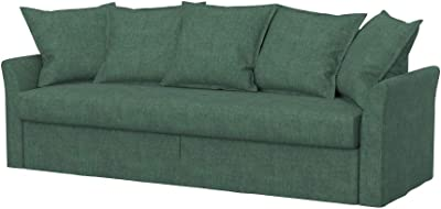 Replace Cover 2 pcs Custom Made Cover Fits IKEA Beddinge Bloster Pillow
