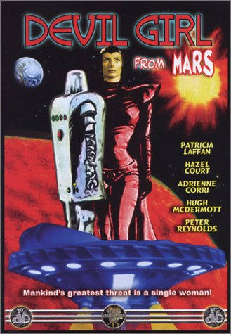 Devil Girl from Mars [USA] [DVD]