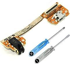 MMOBIEL Dock Connector Compatible with Google Asus Nexus 7 1st Gen 2012 Charging Port Flexcable incl 2X Screwdriver