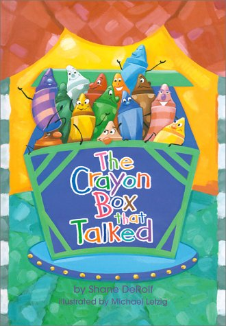The Crayon Box that Talkedの詳細を見る