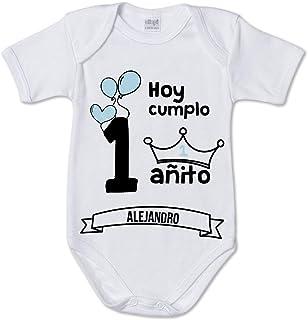 0bd21eadec5 Amazon.es: body primer cumpleaños niño