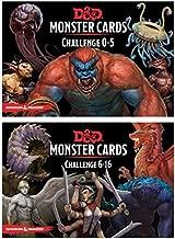 5e monster cards