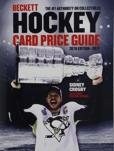 Beckett Hockey Card Price Guide 2017