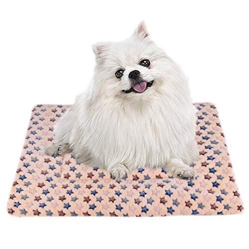 JOOFFF Colchón Perro Suave,Cesta Perro Lavable Duradera,Colchoneta Mascota Cama Perros Perros Grandes Medianos Qequeños-Un S
