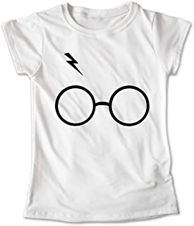 Blusa Lentes Harry Potter Color Playera Estampado #335