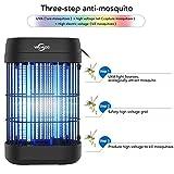 Zoom IMG-2 viflykoo lampada anti zanzare uv
