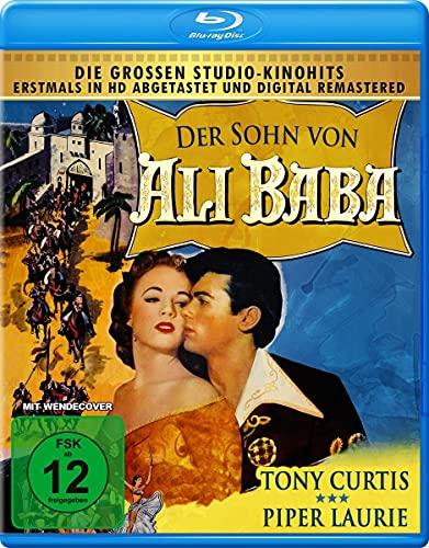 Der Sohn von Ali Baba - Kinofassung (digital remastered) [Blu-ray]