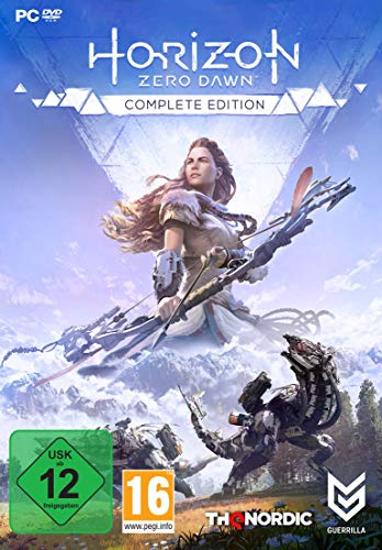 Horizon Zero Dawn Complete Edition | PC Code - Steam