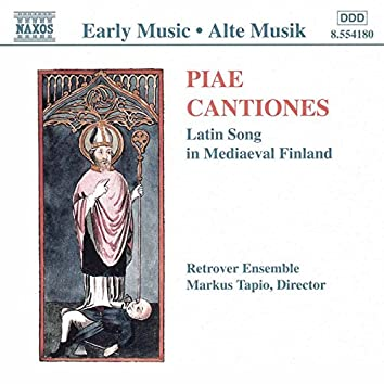 Piae Cantiones: Latin Song in Medieval Finland