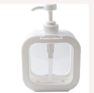 Soap Dispenser Multi-Purpose Large-capacity Dispensing Bottled Hand Soap Dish Soap Shower Gel Shampoo Washing Powder Repla...