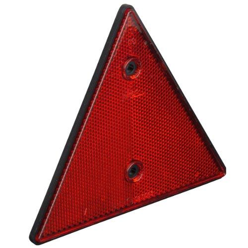 Dreieck der Rückstrahler Rot EG