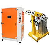 Electrostatic Powder Coating Machine and Wet Paint Curing Drying Oven Bundle Chamber Machine Industrial T-<span class='highlight'>Mech</span>