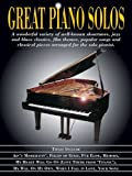 Great Piano Solos: Showtunes, Jazz & Blues, Film Themes, Pop Songs & Classical