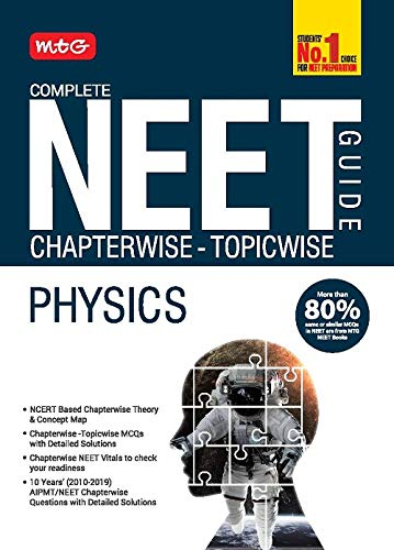 Complete NEET Guide Physics by MTG Editorial Board