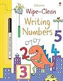 Wipe-Clean Writing Numbers (Wipe-clean Books)