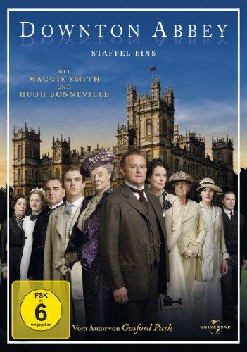 Downton Abbey - Staffel 1 [3 DVDs]