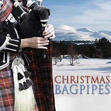 Bagpipes at Christmas