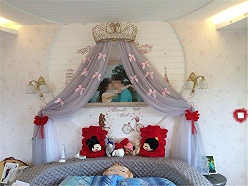 Lotus Karen Princess Bed Canopy Chi…