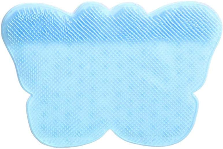 SMASAMDE Shower Foot Scrubber Feet Safety and trust Massager with Non-Sli Cleaner New popularity