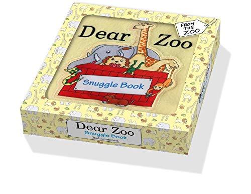 Dear Zoo Snuggle Book (Touch & Feel Books)
