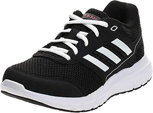adidas Duramo Lite 2.0, Scarpe da Trail Running Donna, Nero (Negbas/Ftwbla 000), 38 EU