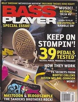 Single Issue Magazine Bass Player Magazine (December 2006) (Keep On Stompin' + Billy Sheehan + Mastodon & Bloodsimple) Book