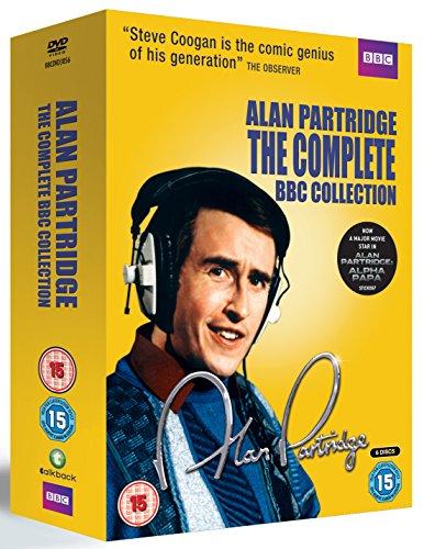 Alan Partridge - Complete BBC Collection (6 DVDs)