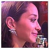 UMEYS 925 Sterling Silver Stud Earrings Cute Earrings (Style-1)