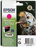 Epson C13T07934010 - Cartucho de tinta, magenta válido para los modelos Stylus Photo, P50, PX650W, PX800FW, PX810FW, PX820FWD, PX830FWD, 1500W y otros, Ya disponible en Amazon Dash Replenishment