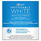 Crest Whitestrips Noticeably White Treatments, 10-Count